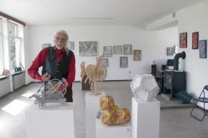 Haukur Halldorsson Exibition in Denmark