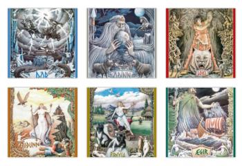 Nordic Gods Set