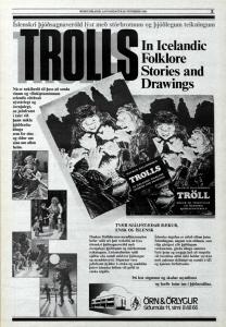 Troll Folk Lora